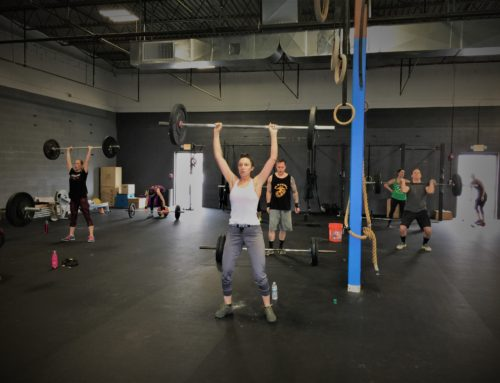 WOD: Friday 7/21/19