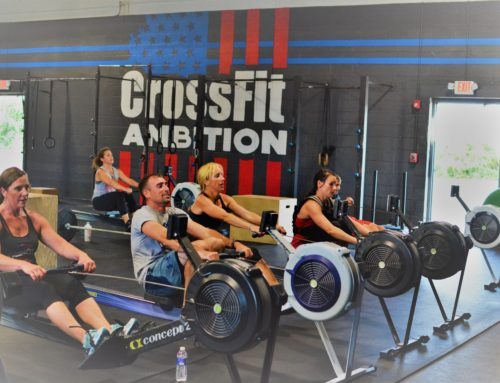 WOD: Wednesday 9/20/17