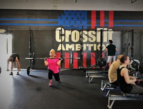 WOD: Tuesday 9/19/17