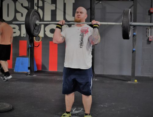 WOD: Tuesday 11/14/17