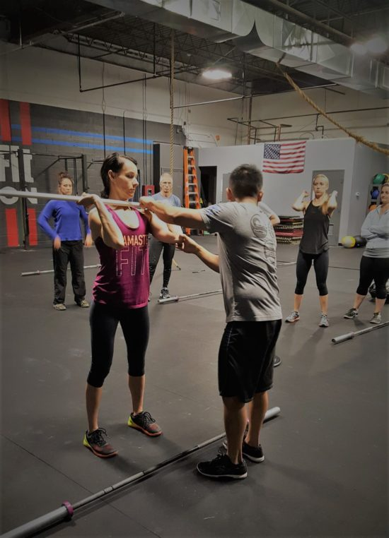 WOD: Tuesday 12/5/17
