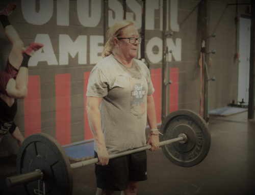 WOD: Wednesday 1/17/18