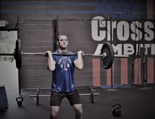 WOD: Friday 1/19/18