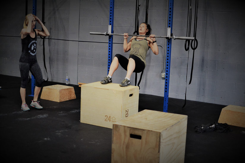 WOD: Thursday 2/1/18