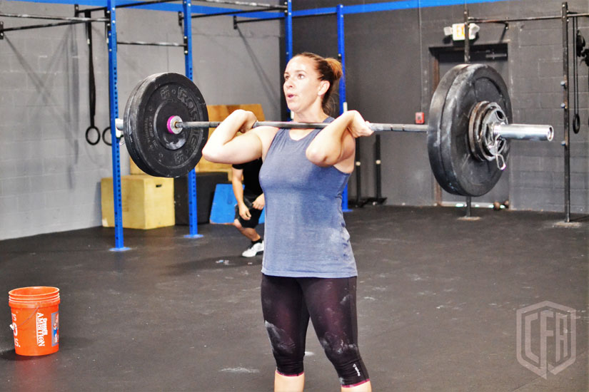 WOD: Wednesday 1/2/19