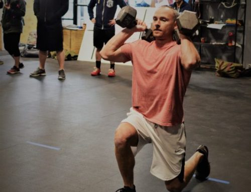 WOD: Thursday 2/15/18