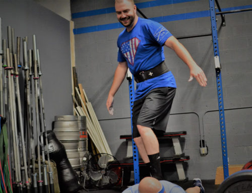 WOD: Tuesday 2/13/18