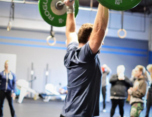 WOD: Saturday 4/21/18