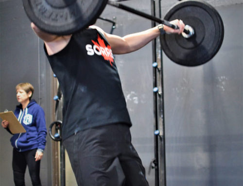 WOD: Wednesday 5/23/18