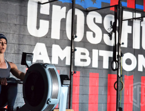 WOD: Friday 5/25/18