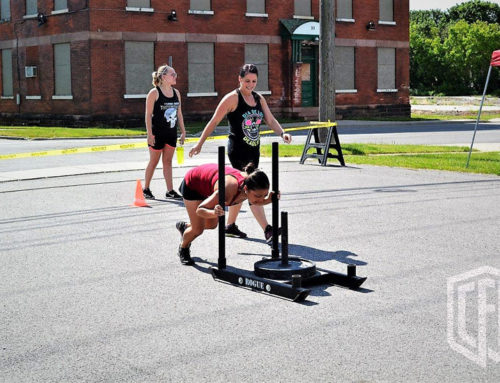 WOD: Thursday 5/24/18