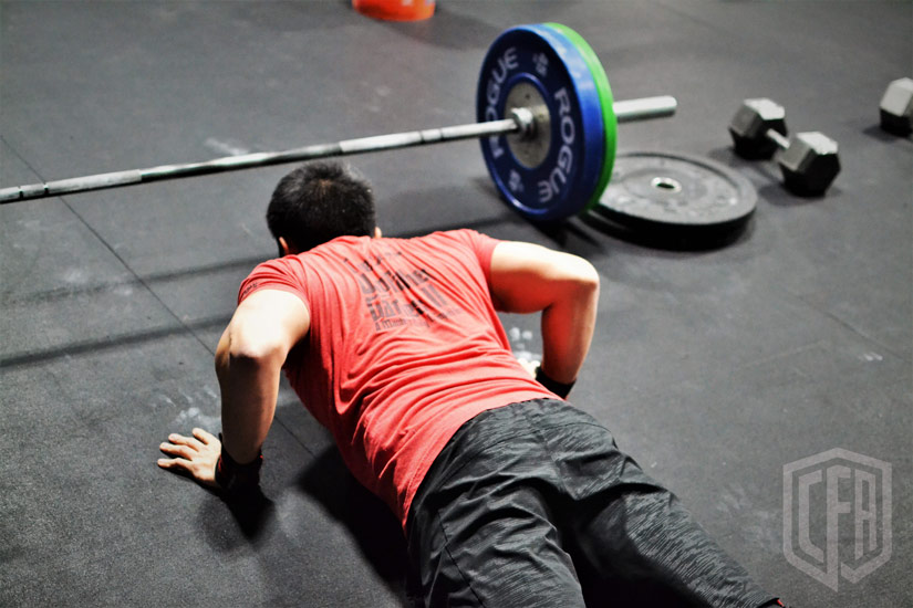 WOD: Saturday 6/30/18