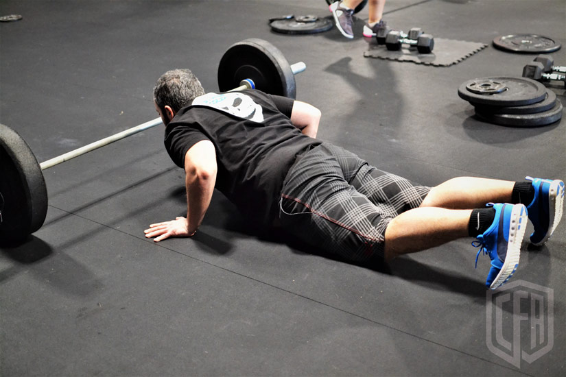 WOD: Friday 6/8/18