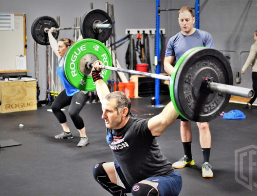 WOD: Thursday 7/12/18