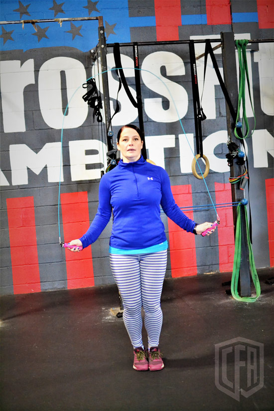 WOD: Tuesday 7/10/18