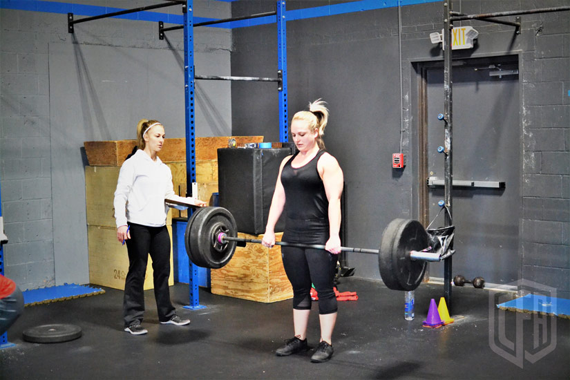 WOD: Tuesday 7/31/18