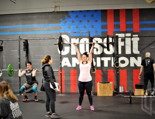 WOD: Saturday 7/14/18