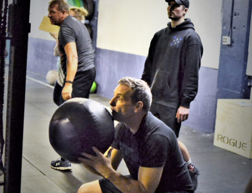 WOD: Wednesday 7/18/18