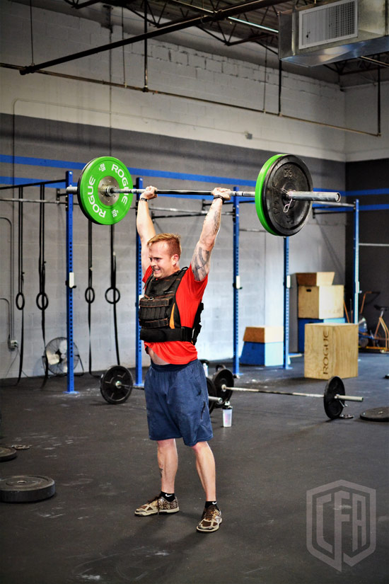 WOD: Saturday 8/18/18