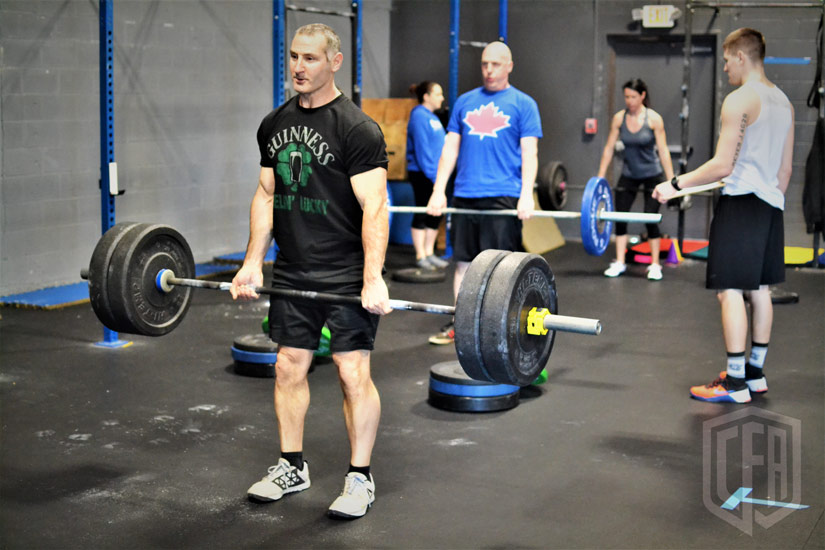 WOD: Saturday 9/1/18