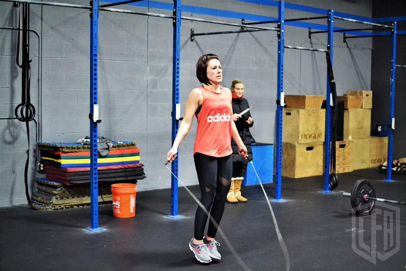 WOD: Thursday 8/30/18