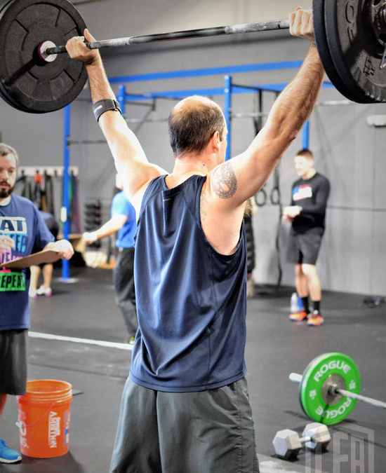 WOD: Friday 9/28/19