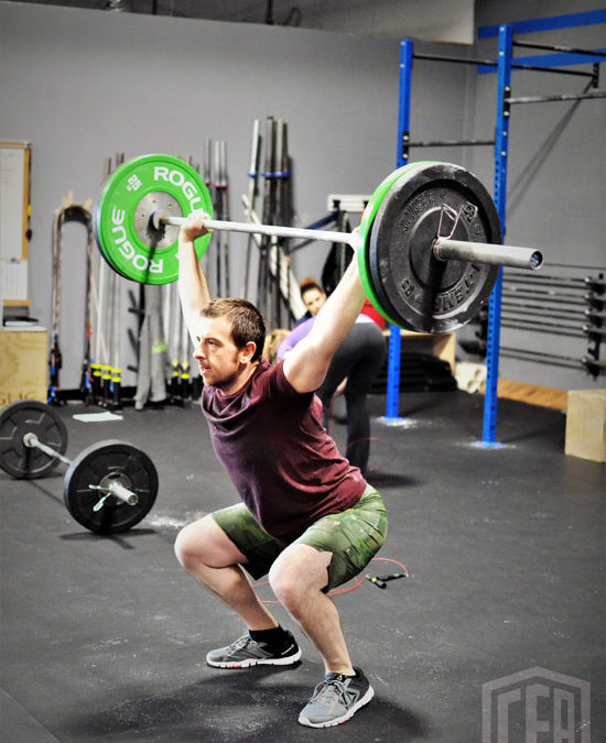 WOD: Wednesday 9/12/18
