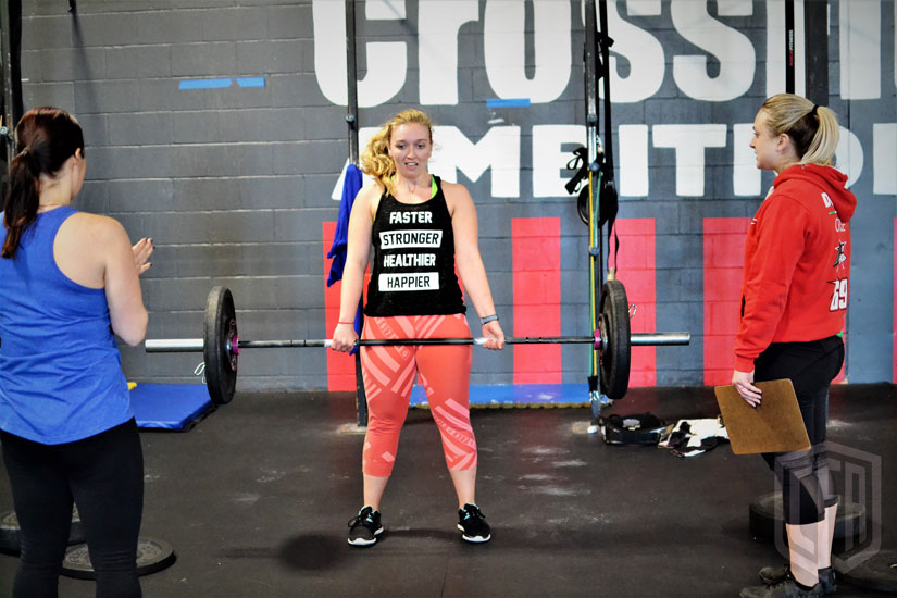 WOD: Wednesday 9/19/18