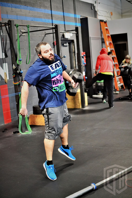 WOD: Wednesday 10/10/18