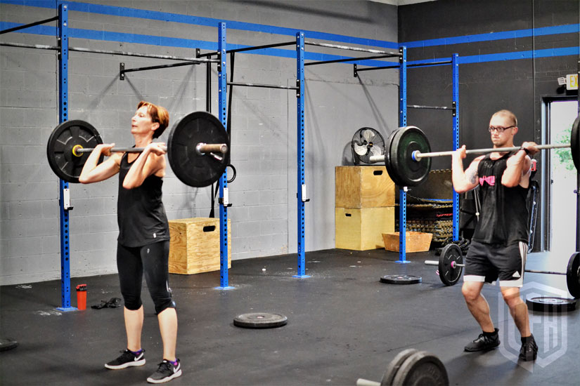 WOD: Tuesday 10/16/18