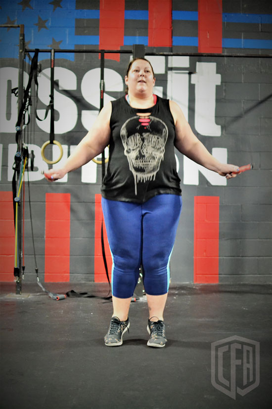 WOD: Friday 11/23/18