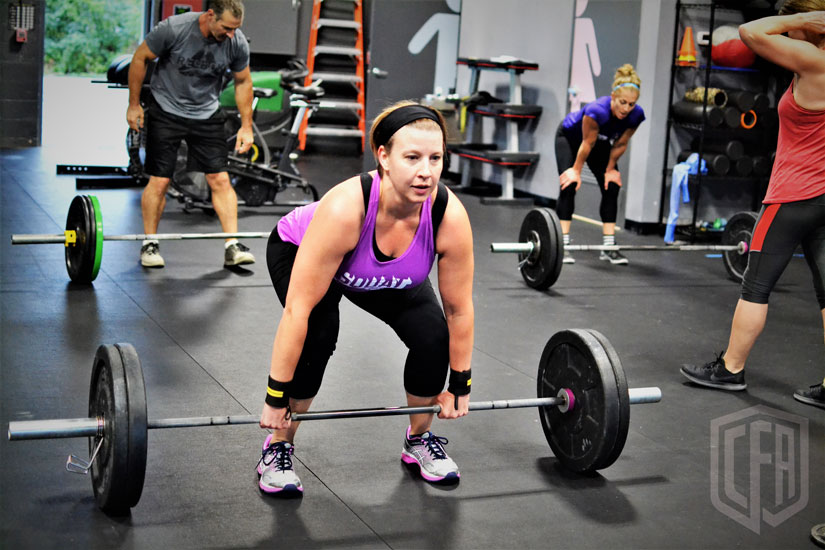 WOD: Thursday 11/15/18