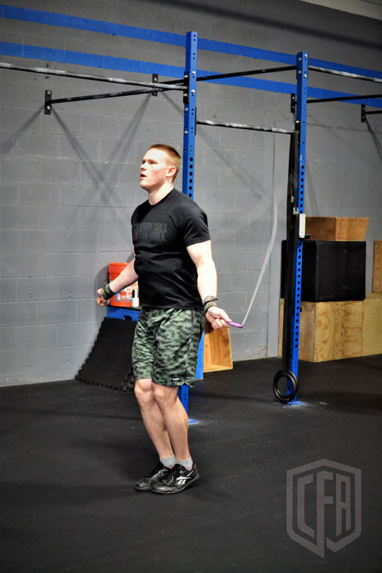 WOD: Tuesday 12/4/18