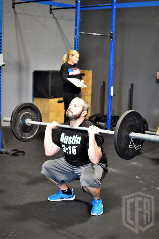 WOD: Tuesday 11/13/18