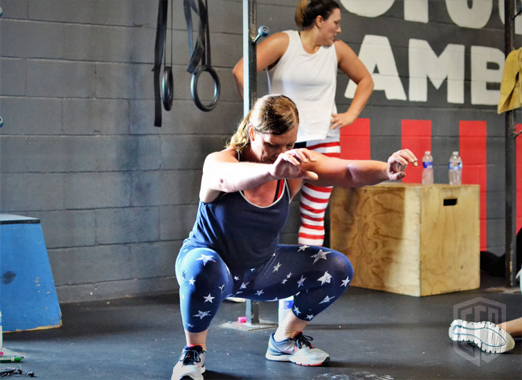 WOD: Tuesday 1/1/19