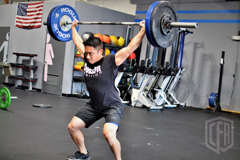 WOD: Friday 1/4/19