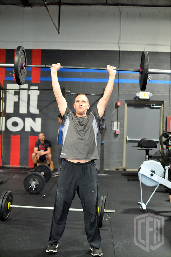WOD: Tuesday 2/26/19