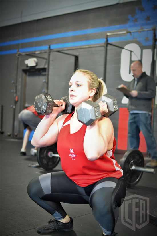 WOD: Wednesday 2/6/19