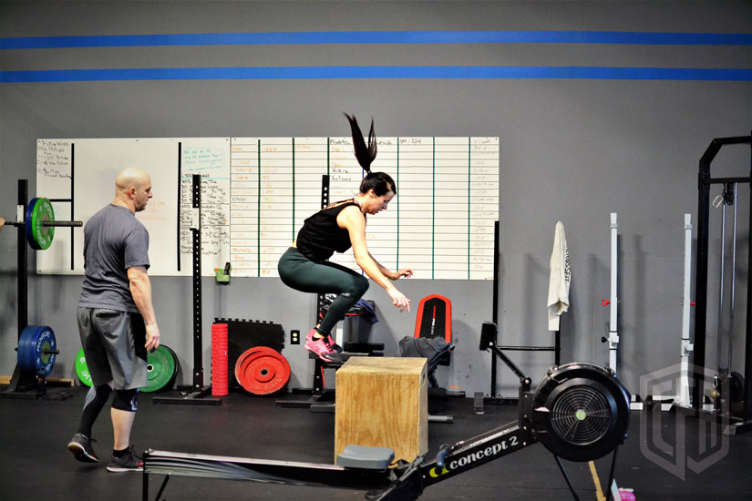 WOD: Friday 2/8/19