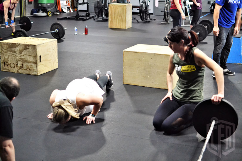 WOD: Wednesday 2/27/19