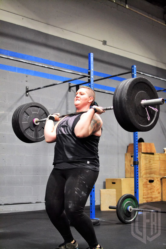 WOD: Friday 4/5/19