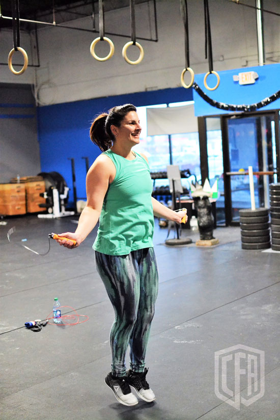 WOD: Wednesday 4/10/19