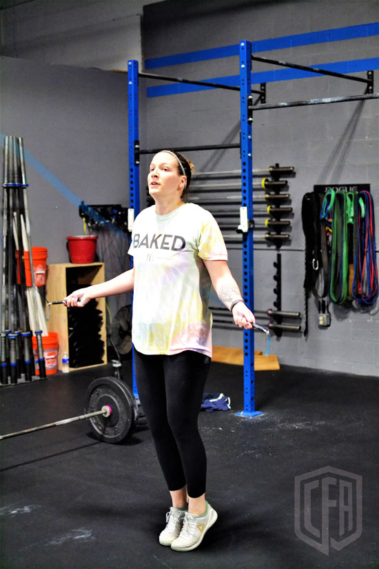 WOD: Friday 5/3/19
