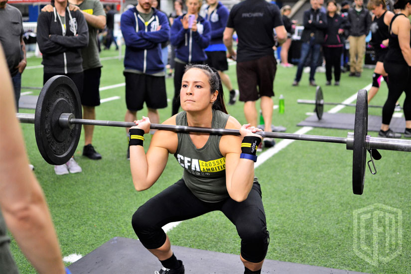 WOD: Saturday 4/13/19