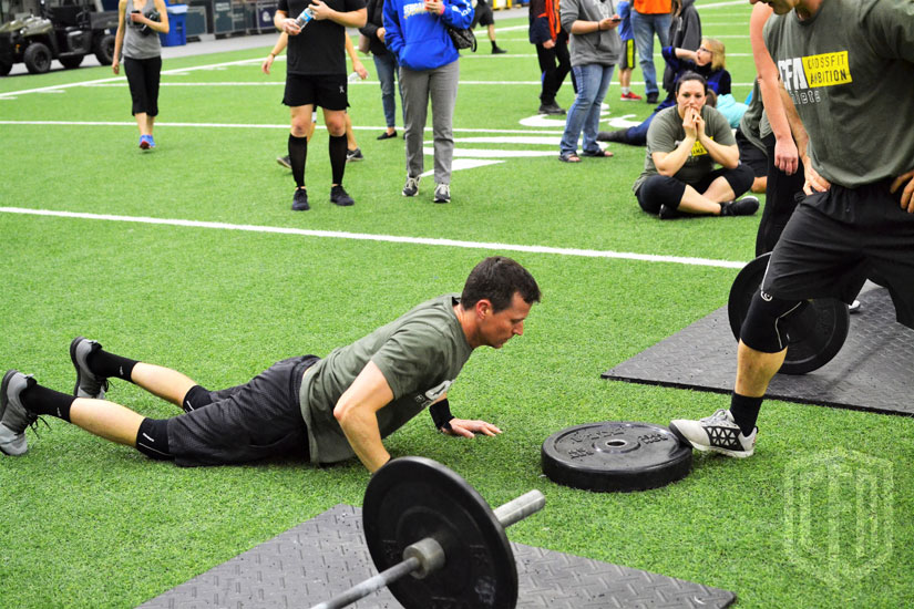 WOD: Friday 4/12/19