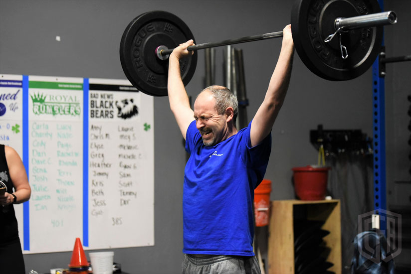 WOD: Tuesday 4/2/19