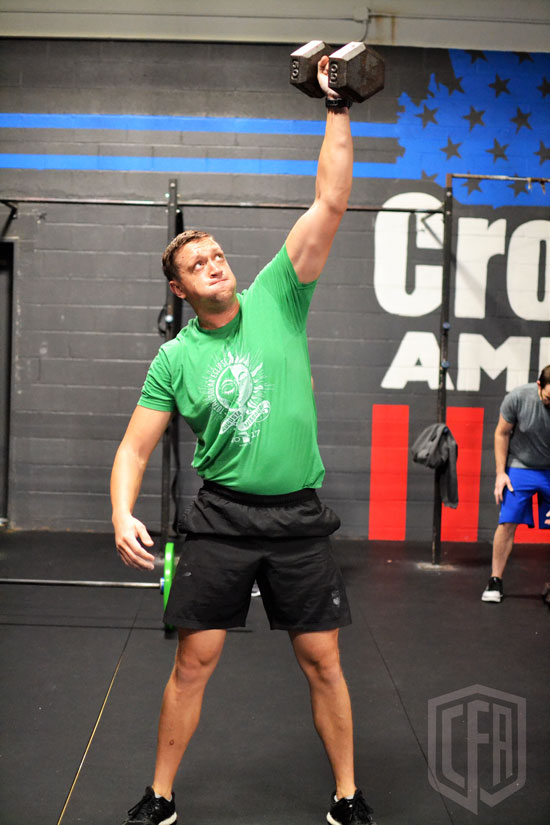 WOD: Wednesday 5/8/19