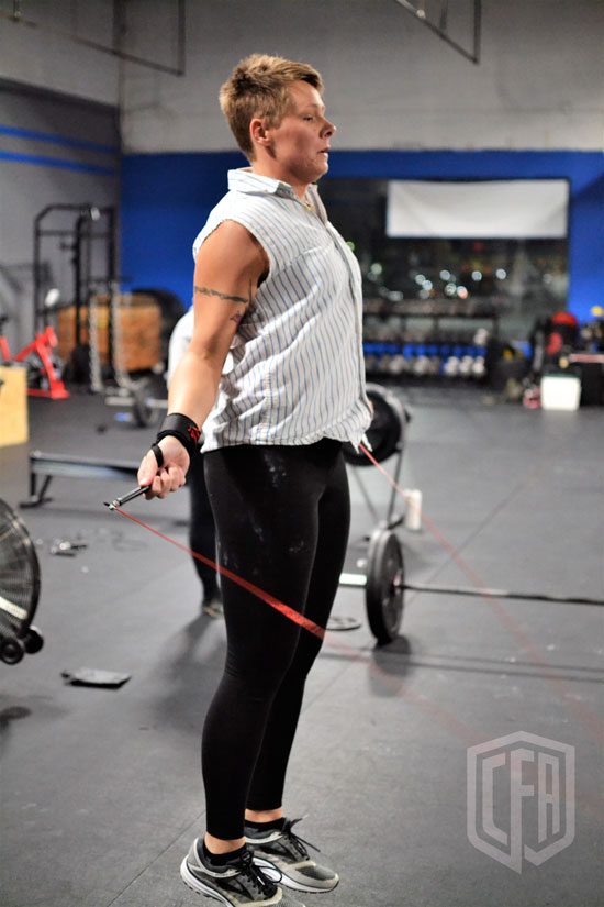 WOD: Thursday 5/9/19