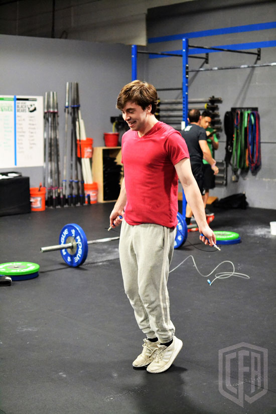 WOD: Friday 5/17/19