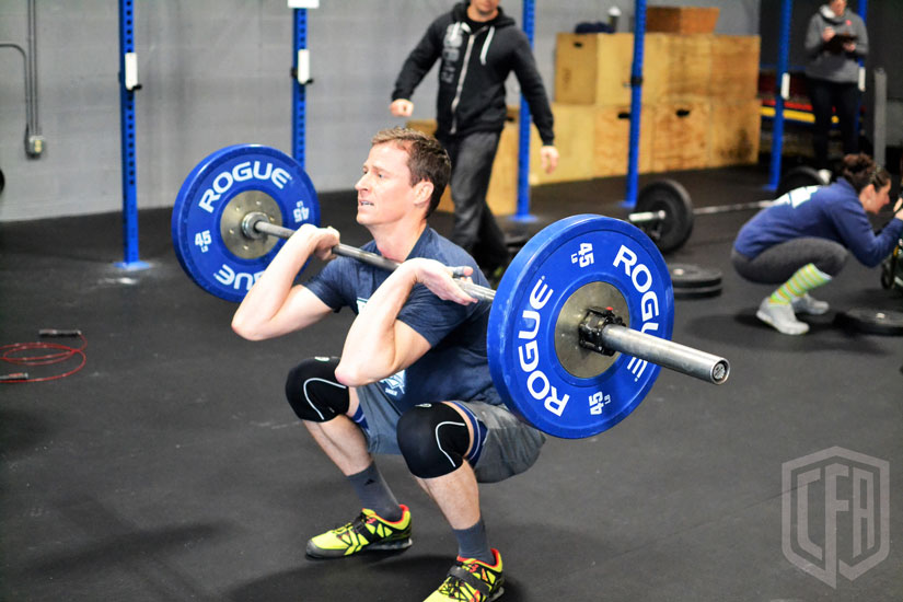 WOD: Tuesday 5/7/19
